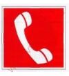 F 05 Телефон для использования при пожаре (в том числе телефон прямой связи с пожарной охраной)